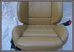 BMW Leather Restoration