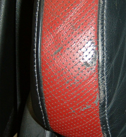 Leather Car Interior Repair Restoration Vinyl Repairs Examples