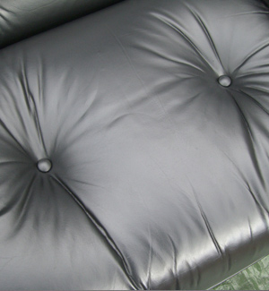 Leather Seat Cushion Wear After