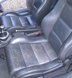 Audi Leather Interior Repairs Cleaning Restoration Vinyl
