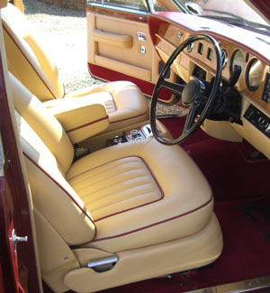 Bentley Leather Interior Repairs Cleaning Restoration Vinyl