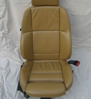 Bmw leather interior repairs cleaning restoration vinyl repair - Auto interior restoration products ...